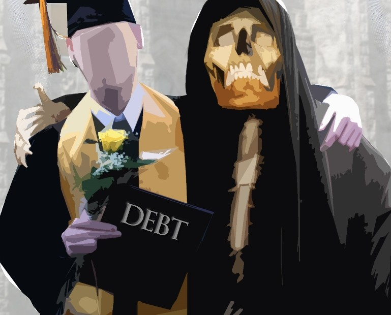 graduate with debt